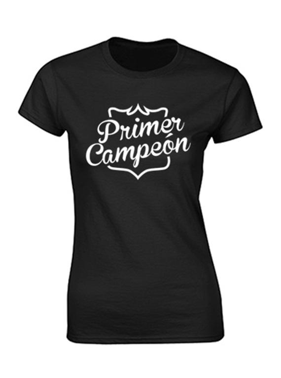 Camiseta mujer - Primer Campeón