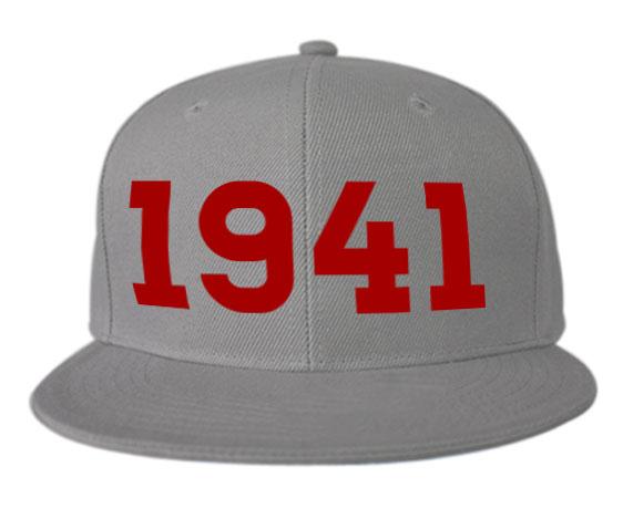 Gorra plana - 1941