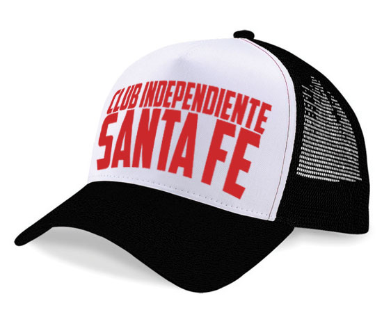 Gorra leoncitos - Club Independiente Santa Fe