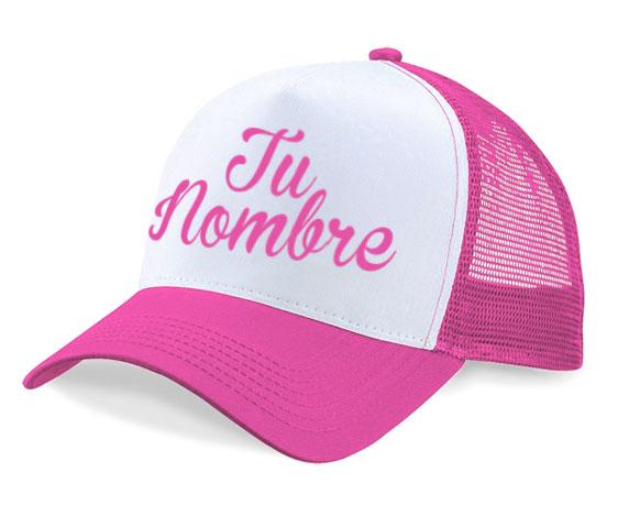 Gorra leoncitos - Personalizada