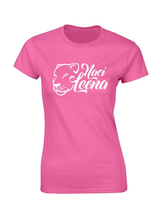 Camiseta mujer - Leona NL