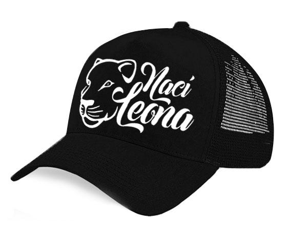 Gorra malla - Cara Naci Leona
