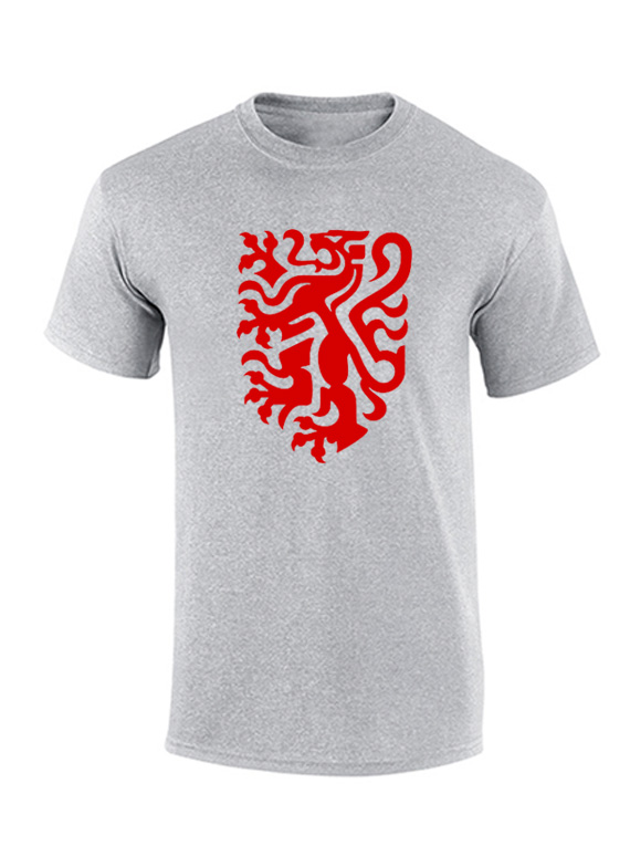 Camiseta hombre - León Heraldico