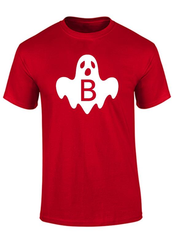Camiseta hombre - Fantasma B