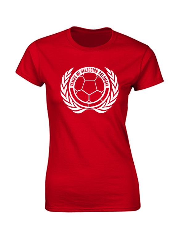 Camiseta mujer - Laurel