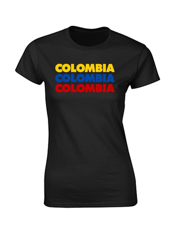 Camiseta mujer - Col col col