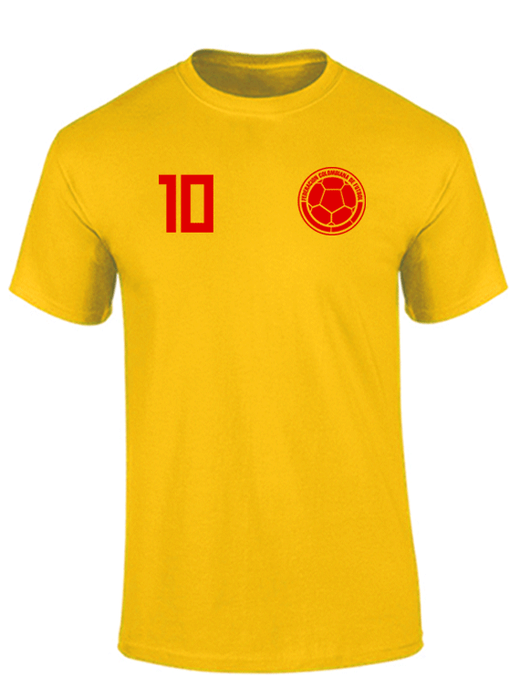 Camiseta hombre - ESC numero