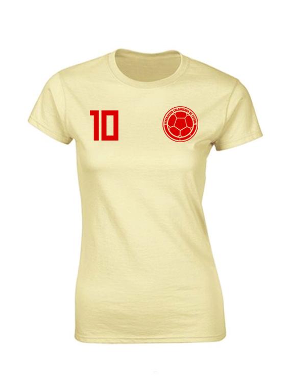 Camiseta mujer - ESC numero