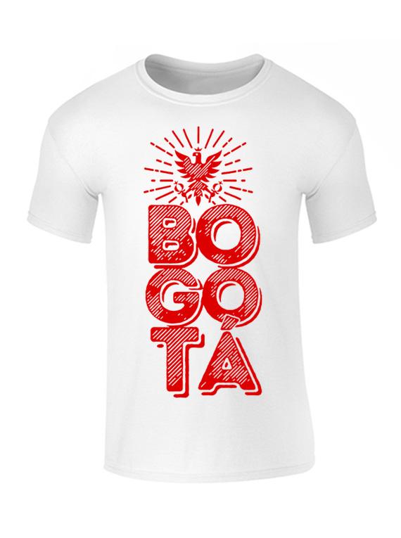 Camiseta hombre - BOGOTA