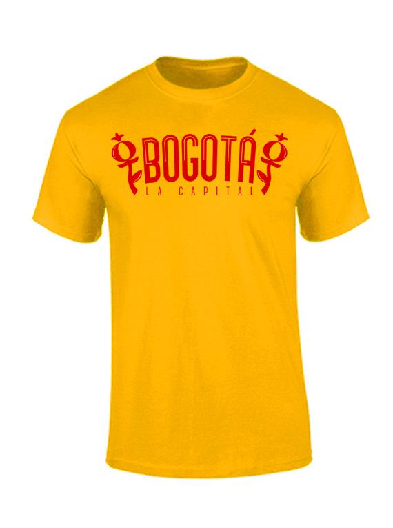 Camiseta hombre - BTA La capital