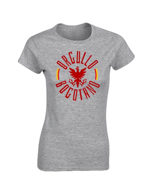 Camiseta mujer - Orgullo Bogotano