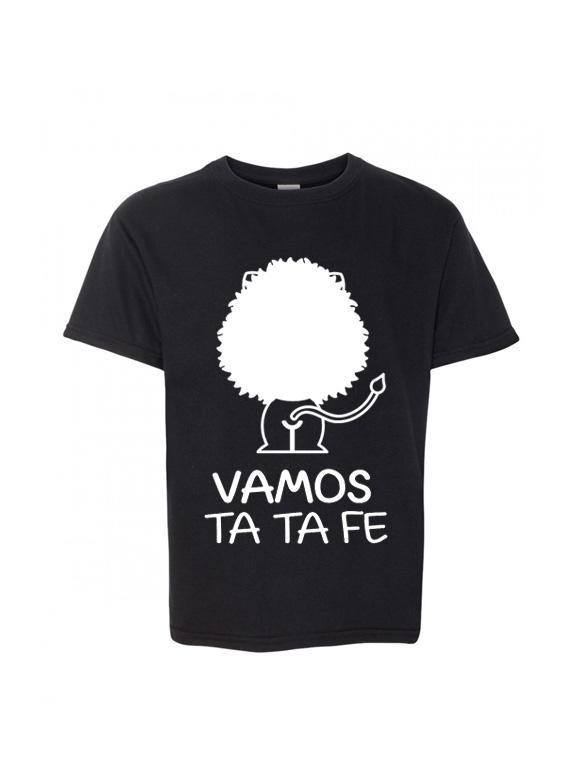 Cam. niño/a - Negro - Elige diseño