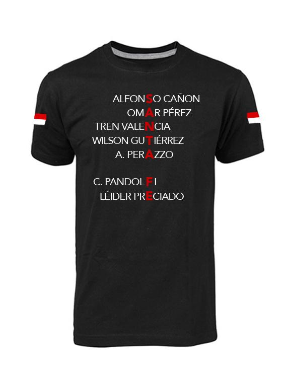 Camiseta hombre - SANTA FE