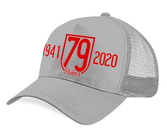 Gorra - Malla - 79 AÑOS 1941 / 2020