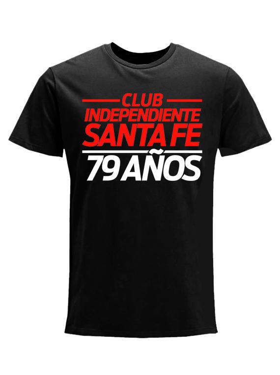 Camiseta - SANTA FE 79 AÑOS