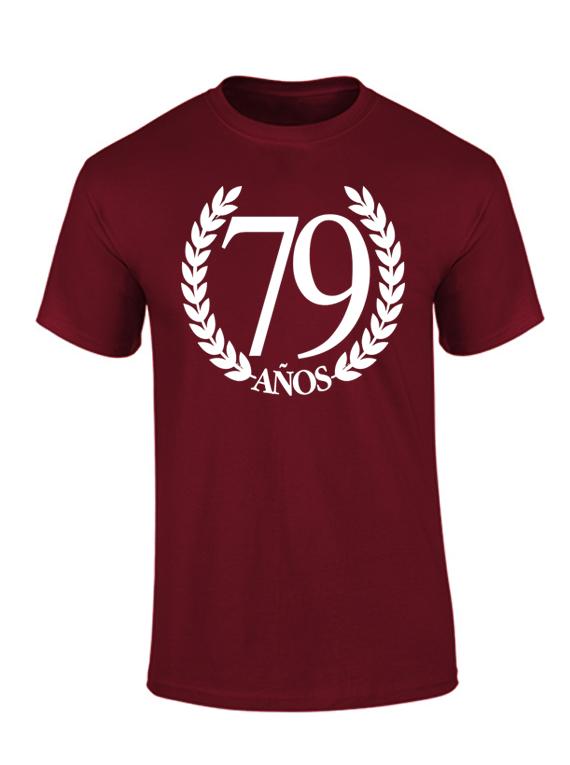Camiseta - Laurel 79 años