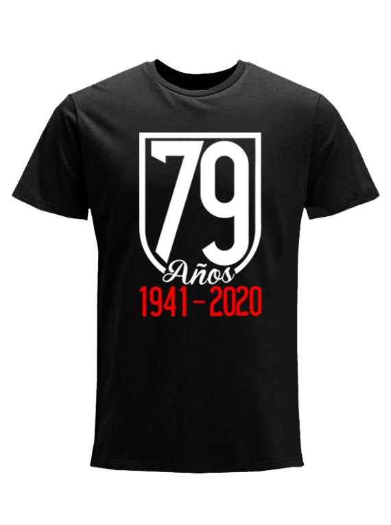 Camiseta - 79 AÑOS 1941 / 2020