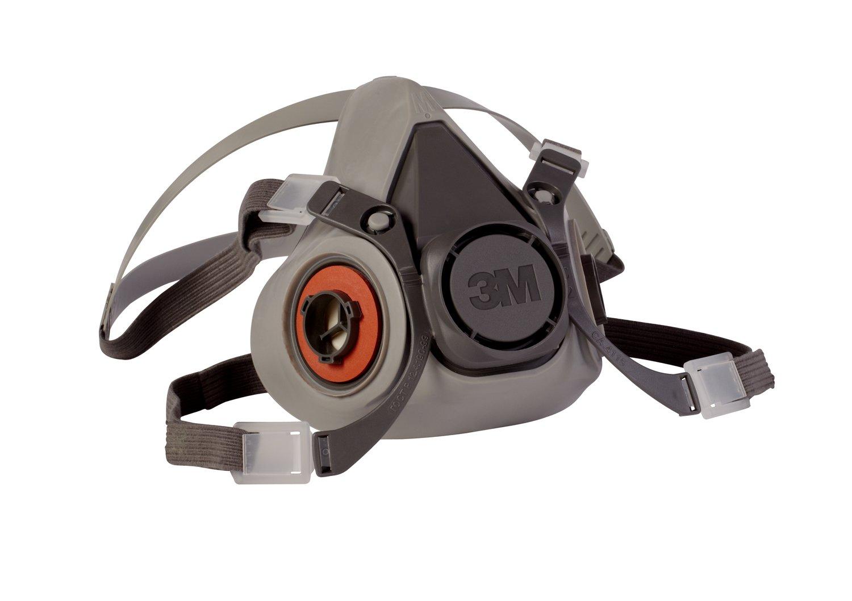 3m 6200 Size Ref M Respirator Face Half