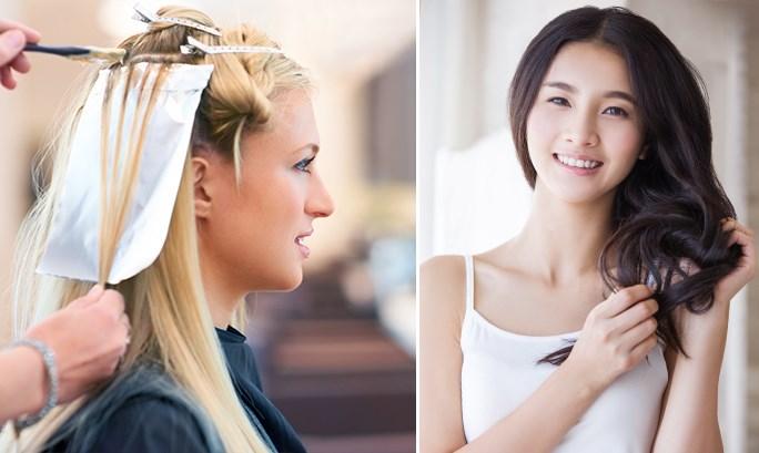 Cuidados para el cabello tinturado