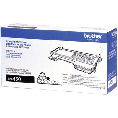 BROTHER TN-450 Alto Rendimiento   Toner Original
