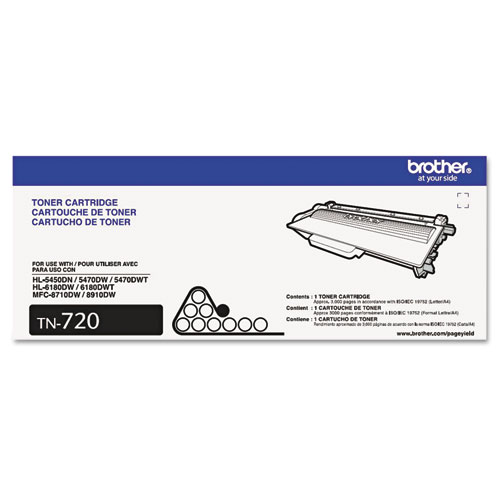 BROTHER TN-720 | Toner Original