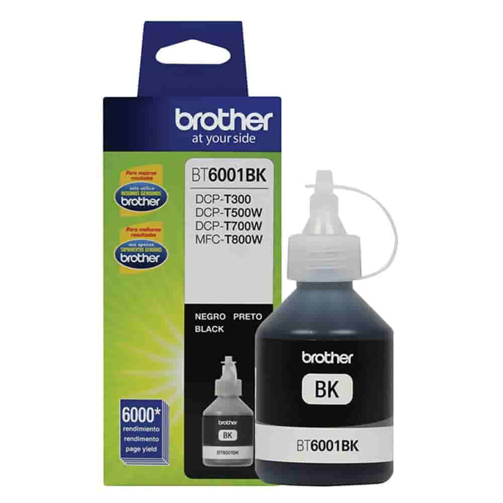 BROTHER BT-6001 BLACK | Tinta Original