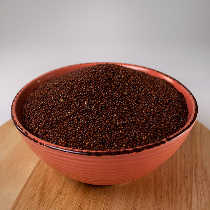 Quinoa roja 500 grs.