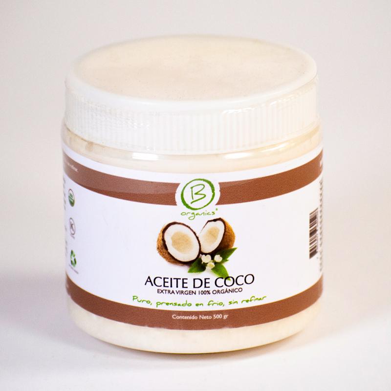 Aceite de Coco Extra Virgen. BioOrganic