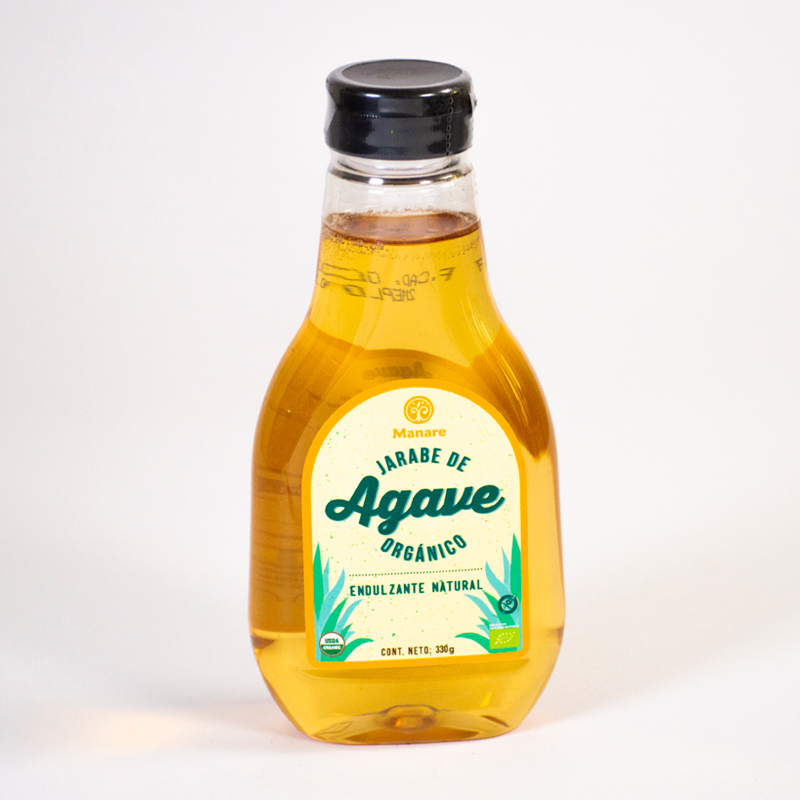 Jarabe de Agave Orgánico