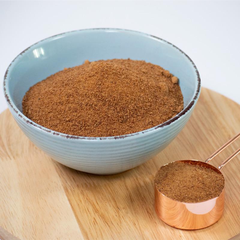 Azúcar de coco orgánica