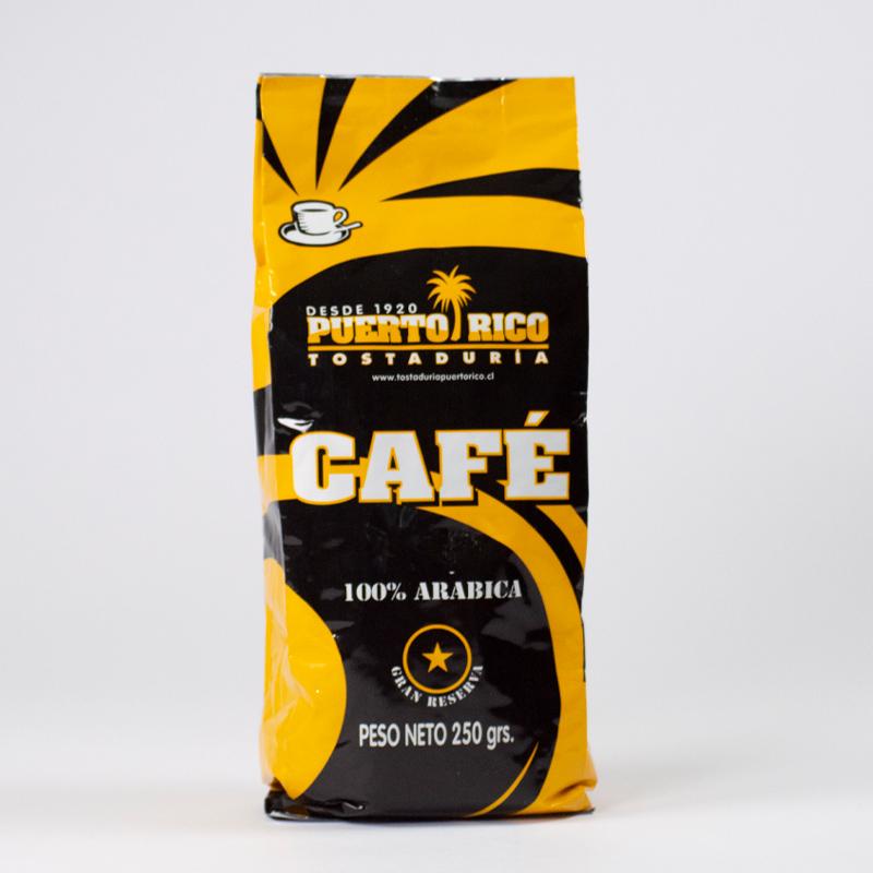 Café en Grano Puerto Rico
