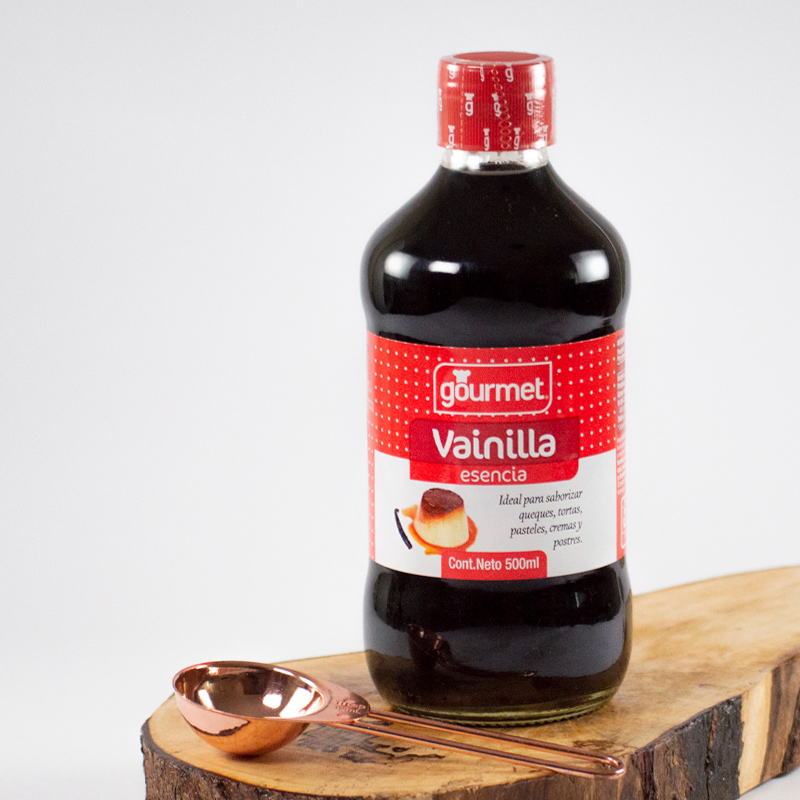 Esencia de Vainilla 500 ml.
