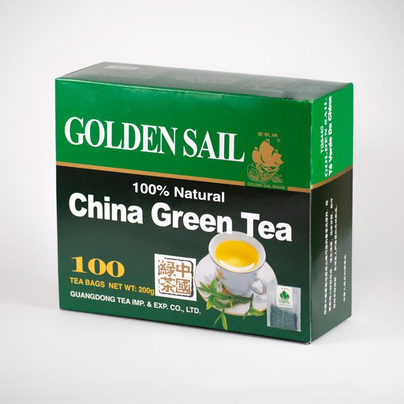 Té Verde 100 bolsas