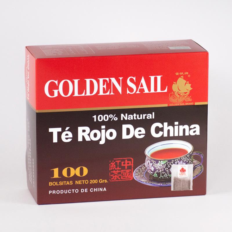 Té Rojo 100 bolsas