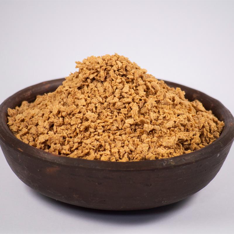 Proteina de soya fina