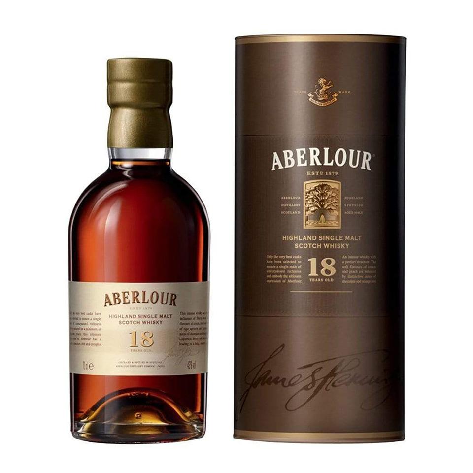 Aberlour 18 (43%vol. 500ml)