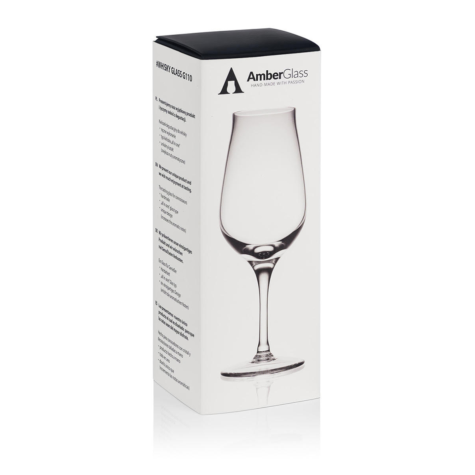 AmberGlass Copa para whisky G110