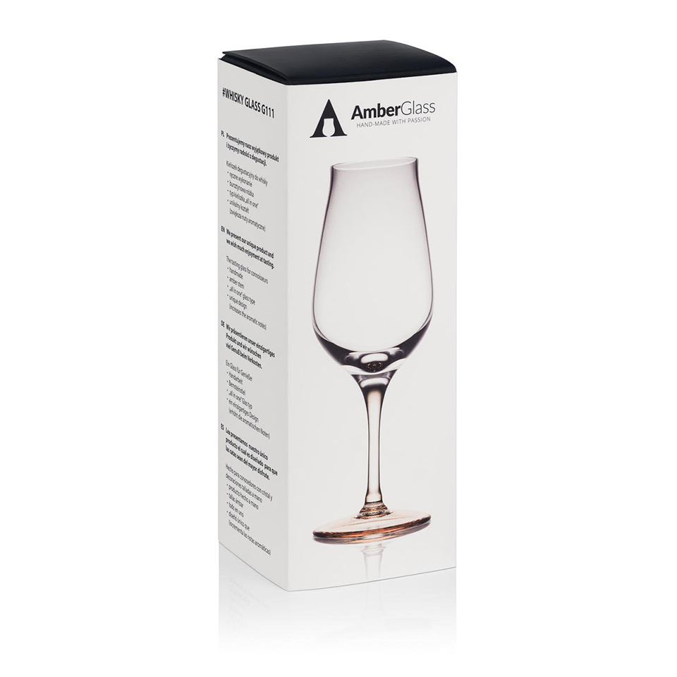 AmberGlass Copa para whisky G111