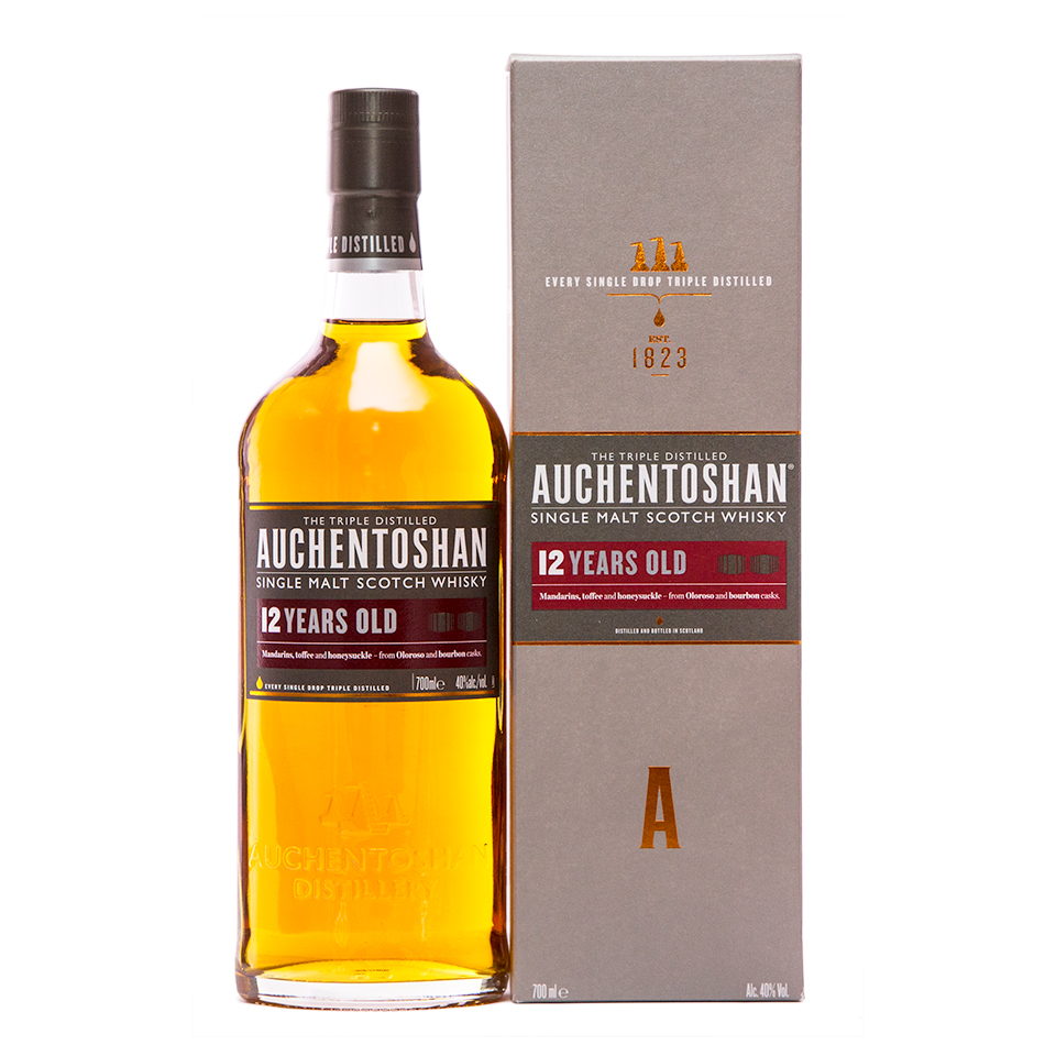 Auchentoshan 12 (40%vol. 700ml)