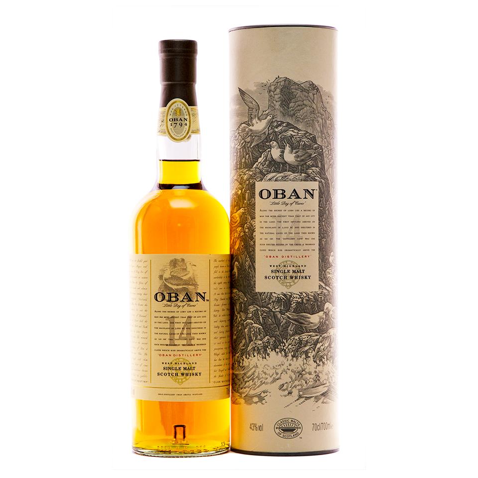 Oban 14 (43%vol. 700ml)
