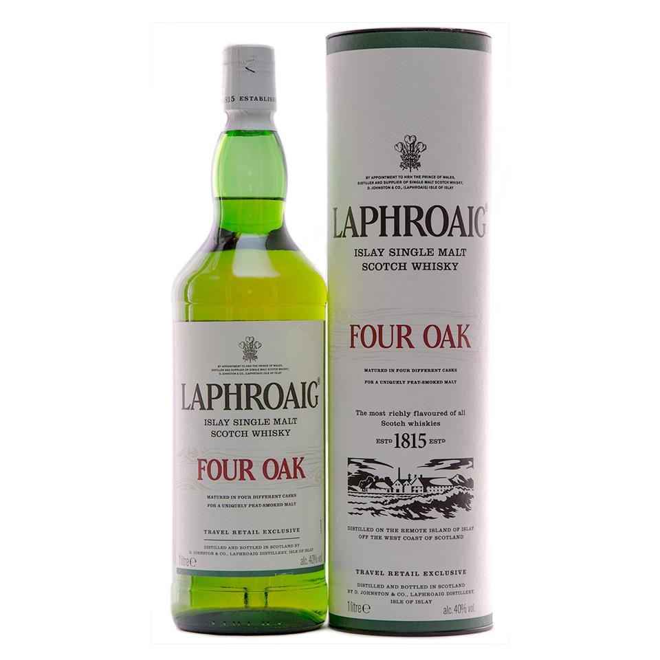 Laphroaig Four Oak (40%vol. 1L)