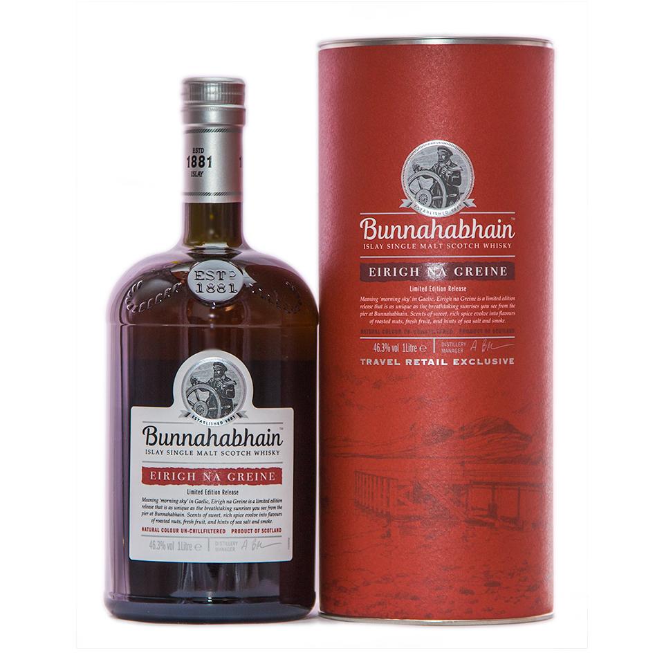 Bunnahabhain Eirigh Na Greine (46,3%vol. 1L)