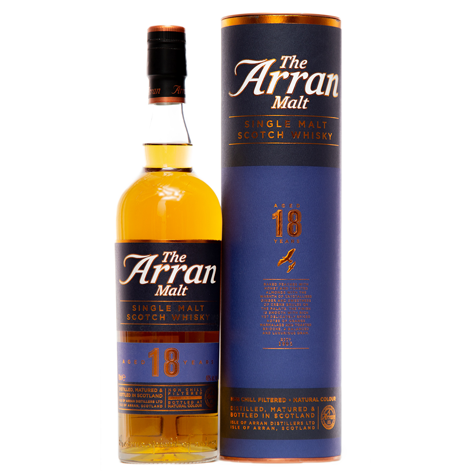 Arran 18 (46%vol. 700ml)