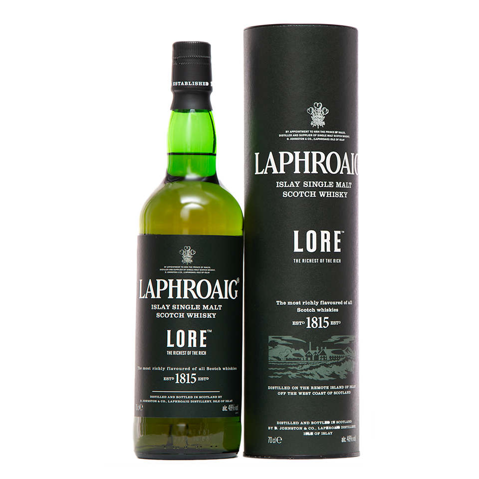 Laphroaig Lore (48%vol. 700ml)