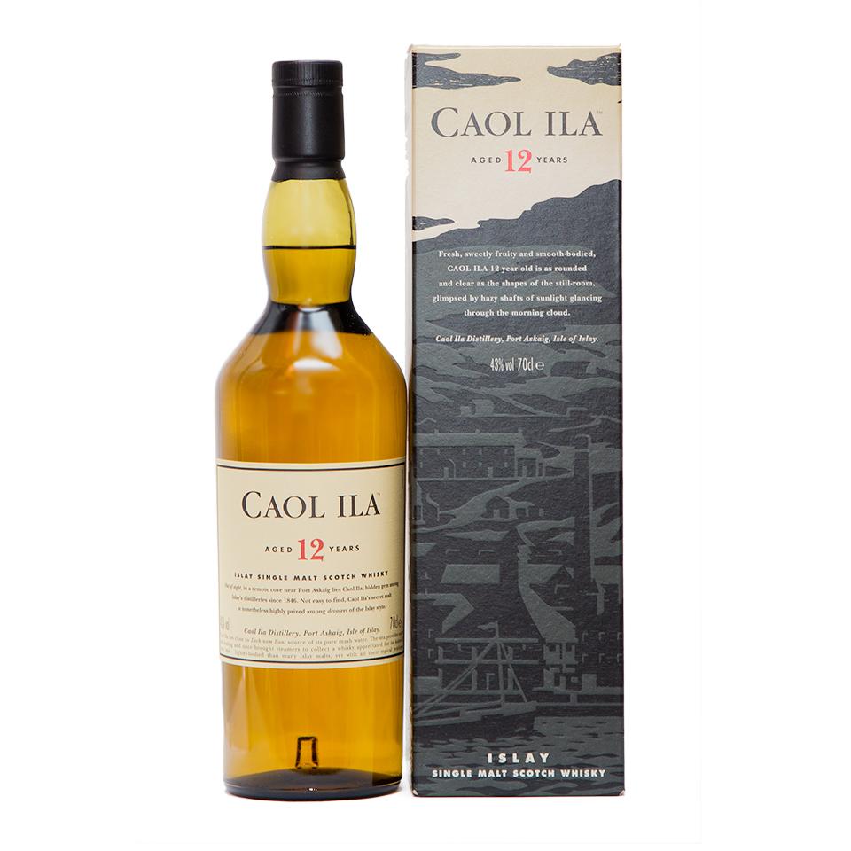 Caol Ila 12 (43%vol. 700ml)