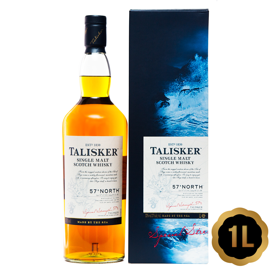 Talisker 57 North (57%vol. 1L)