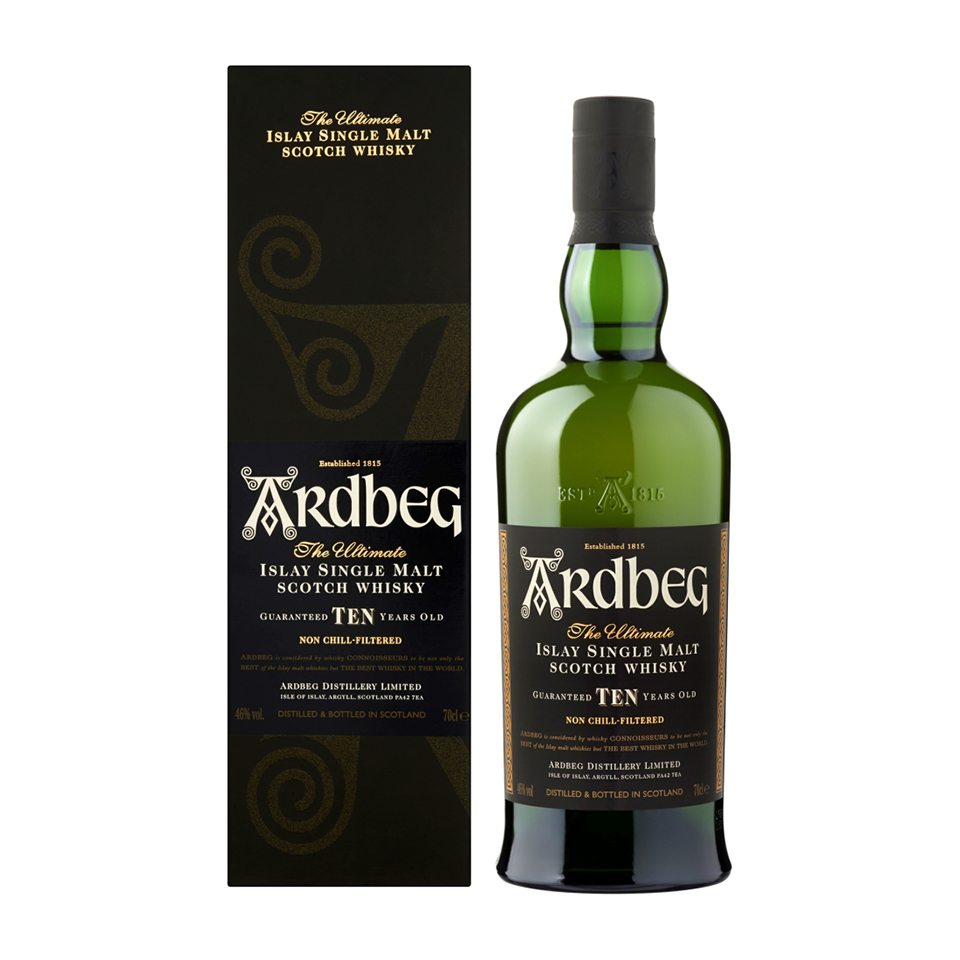 Ardbeg 10 (46%vol. 700ml)