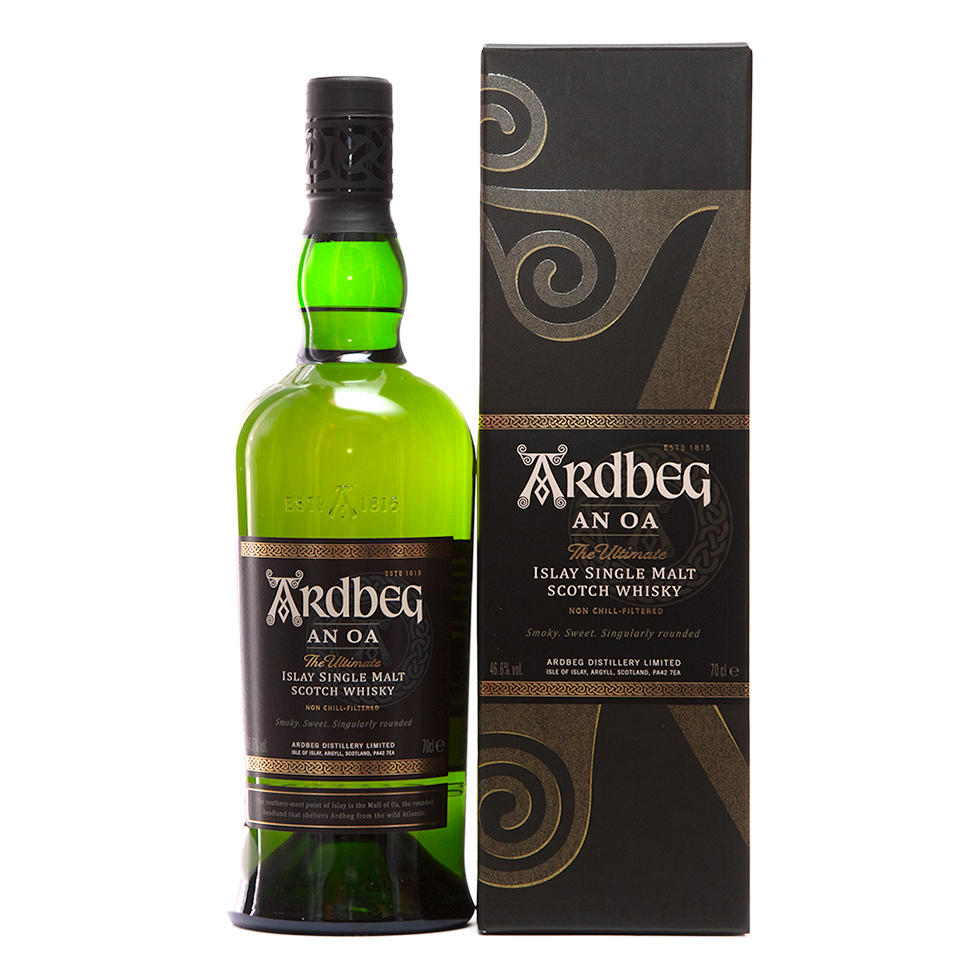 Ardbeg An Oa The Ultimate (46,6%vol. 700ml)