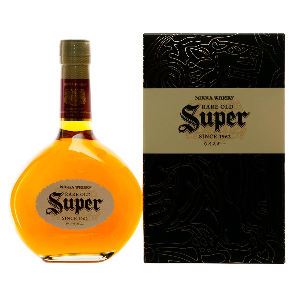 Nikka Super Rare Old (43%vol. 700ml)