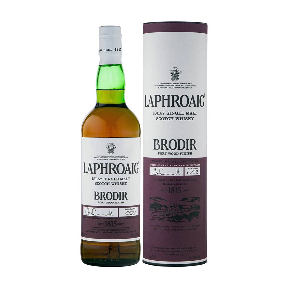 Laphroaig Brodir  (48%vol. 700ml)